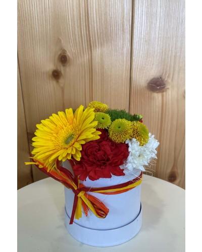 Kvetinový box Mix