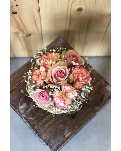 Kvetinový box Timea