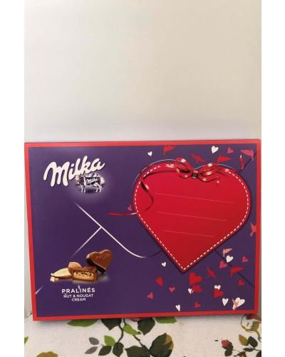 Dezert Milka Srdce
